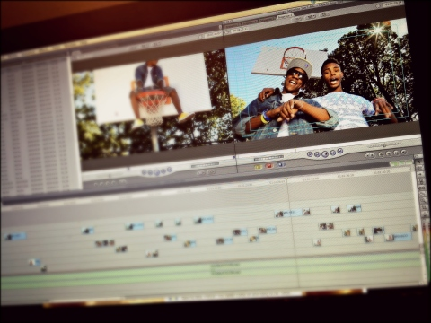 "Behind The Scenes | Editing T.A.G. ""Look In Your Eyes"""
